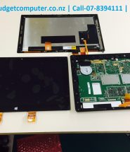 Microsoft surface pro broken lcd screen repair