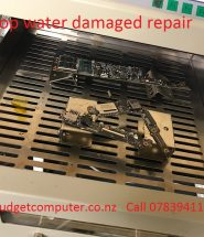 laptop water damaged repair