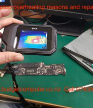 laptop overheating reasons and repair